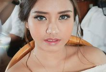 Makeup and Hair for party by Beauty Room Bali