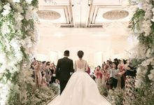 The wedding of Calvin & Felice  by Avena Photograph