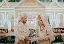 The Wedding Of Shandy & Ellia by ViefSeserahan.id