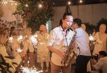 Garden Party at Rika & Fami's Wedding by Jadi Musik Project