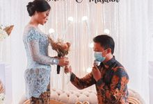 Dwi & Danu's Engagement by Wildan Fahmi MC