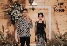 INA & REZCA ENGAGEMENT by Seserahan Indonesia