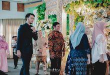 Wedding of Rezki & Rizal by Moment Kapturer Organizer