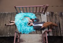 The Prewedding of Ms. Vanessa by SOIREEGOWN