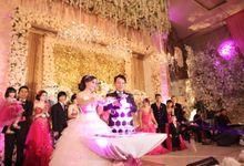 Karl & Sysca by My Wedding Organizer