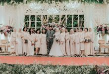 THE WEDDING OF RIO & HAYDE by alienco photography