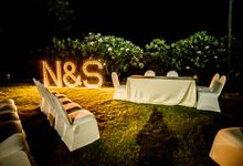 NS - Registry of Marriage & Dinner by Impressario Inc