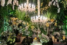 nia wedding by Meriah & Friends Decoration