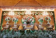 AYU & NOVIT WEDDING by United Grand Hall