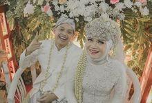 Wedding Safitri & Yudist by Blanca Studio