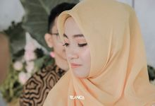Engagement Nova & Nurul by Blanca Studio