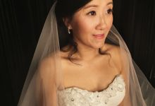 Tracy The Bride ❤️ by Aoi's Makeup Artistry