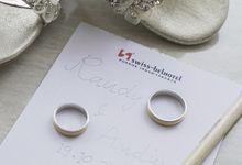 From Wedding Ceremony Randy & Andin by UK International Jakarta