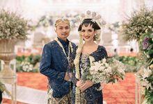 DANU & DENINDA WEDDING by Seserahan Indonesia