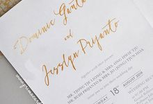 Wedding of Dominic & Jesslyn by Prima Card