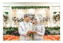 The Wedding of Devina & Evan  by La'Voir Wedding Organizer
