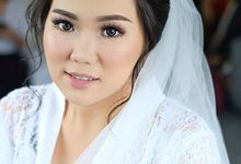 Yushak & Linda 07.12.2019 by Donna Liong MakeupArtist