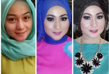 Makeup Portfolio by Neera Muslimah Make Up