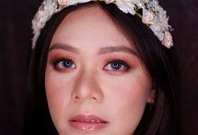 Soft Makeup Look by Putriayud Makeup Artist