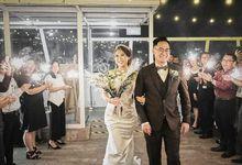 The Wedding of Martharius & Florencia by Jas-ku.com