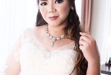 Wedding ms dessi by Sandra Bridal and Makeup Academy