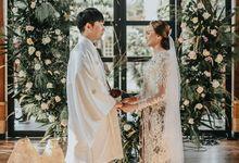 The Wedding of Citra & Taku by MORS Wedding