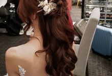 Bridal  Actual Day by Makeupwifstyle