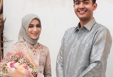 The Engagement of Jamal & Fairuz by La Societa