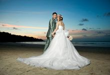 THE WEDDING - JUNICHI & AYAKA by Aditi Niranjan Photography