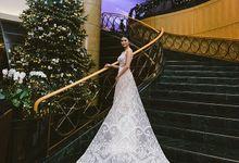 Mun Kah Loon & Bella Wedding by Sisca Zh