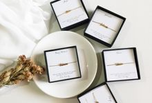 Quiny Bridesmaids Gifts by AEROCULATA
