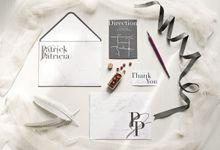 Patrick & Patricia by Petite Chérie Invitation