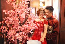 The Wedding of Oei Xian Do & Tan Lie Jing by Le Maquilage Project
