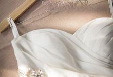 TOFID & STEFFI WEDDING DAY  I  AYANA RESORT BALI by fotovela wedding portraiture