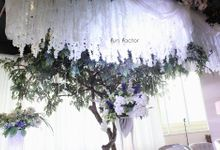 Edy & Nancy Wedding by Fun Factor Decoration