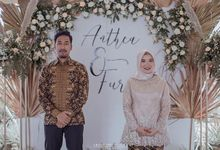 The Engagement of Anthea & Furqon by La Societa