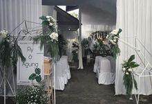 Wedding Fly & Agung by Gempita Deco