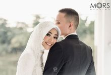 The Wedding of Anhar & Desi by MORS Wedding