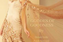 Goddes of Goodness by CROMOXI