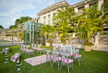Solemnisations in the Park by Hotel Fort Canning