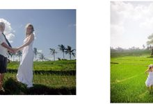Bali Real Wedding - Anabelle & Duncan by Bali Weddings Network