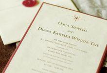 DIANA & OSCA by YOE'S CARD