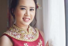 Sangjit Day - Novi by Felicaang Makeup Artist