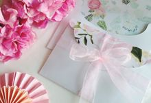 Personalized Papeterie by Precious Party Designer & Styling