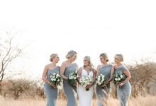 Sage and white wedding Flowers by Ethereal Events Co.