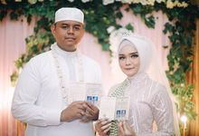 Widya + Angga - Javanese Fine-Art Wedding Session by Photolagi.id