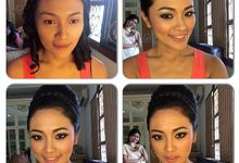 Another Insta Project by Shirley Make Up Artist