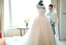 Andry + Abigail Wedding by Edward Suhadi Productions