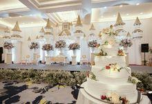 Compilation of Fairytale Decoration by Menara Mandiri by IKK Wedding (ex. Plaza Bapindo)