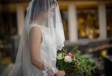 WEDDING DRESS HAUTS-DE-SEINE by GAËTA Bridal Couture